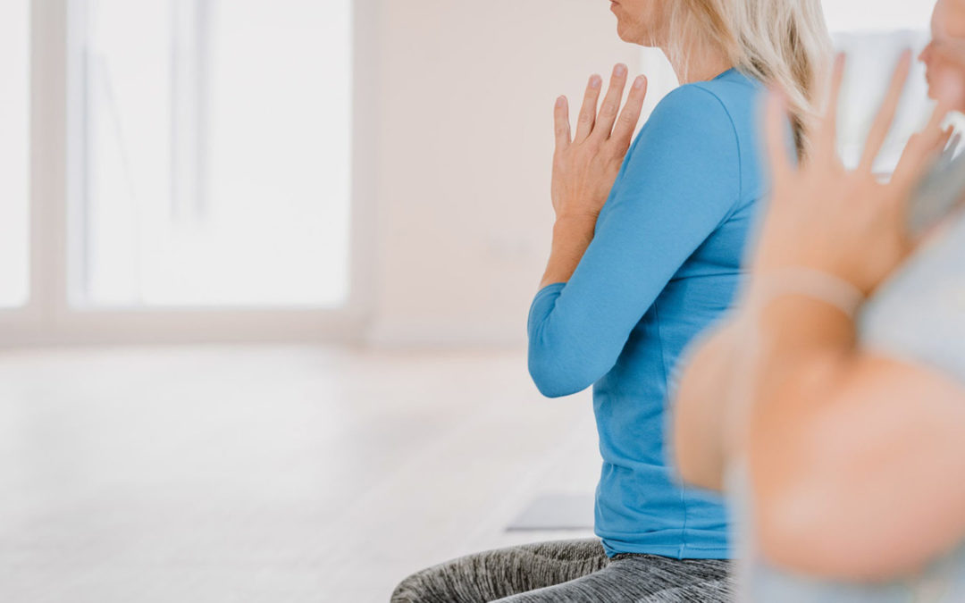 Yoga im Powerhouse