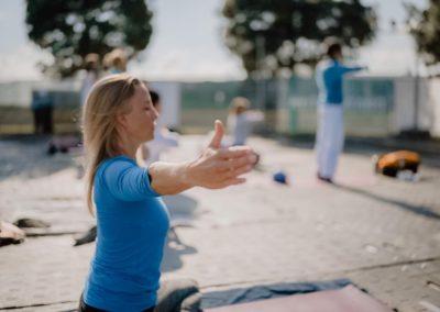 Yogafestival Ausfahrt 108